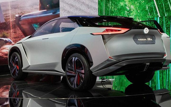 Новый Nissan IMx 2020-2021 года