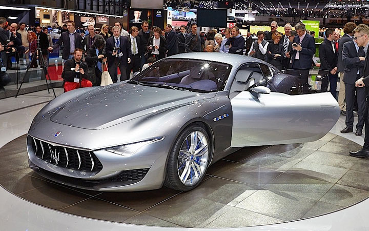 Maserati Alfieri 2020-2021