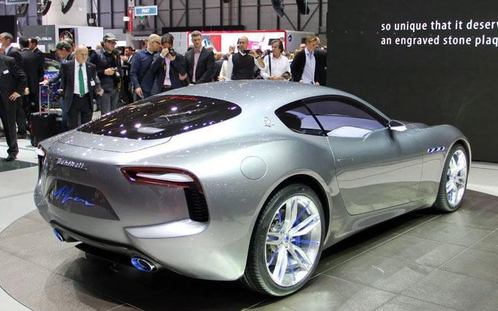 Экстерьер, цена Maserati Alfieri 2020-2021