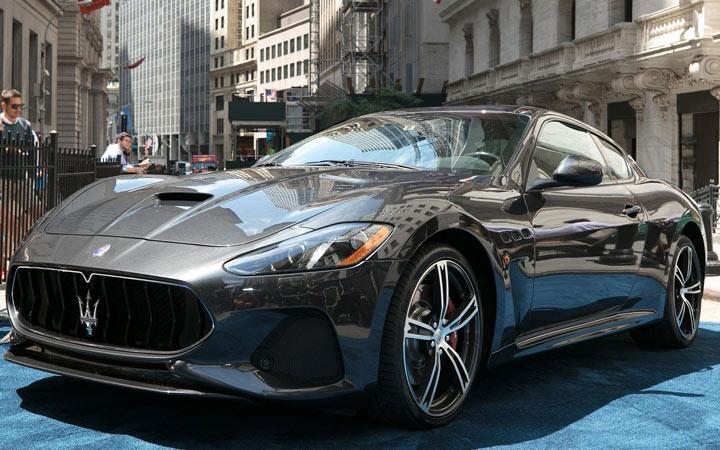 Maserati GranTurismo 2020-2021
