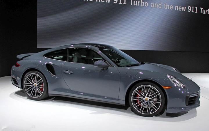 Porsche 911 Turbo 2020-2021