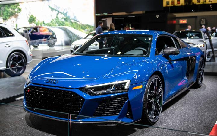 Audi R8 2020-2021