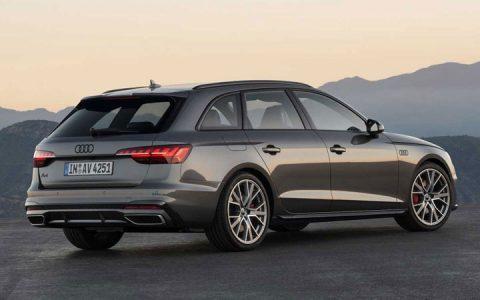 Универсал Audi А4 2020-2021