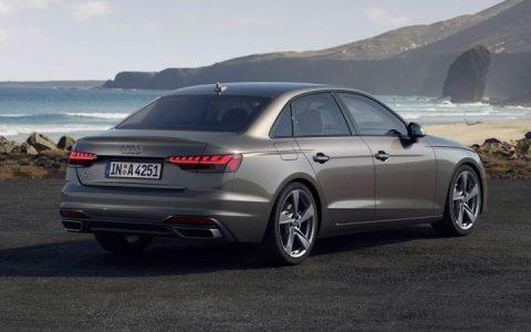 Седан Audi А4 2020-2021
