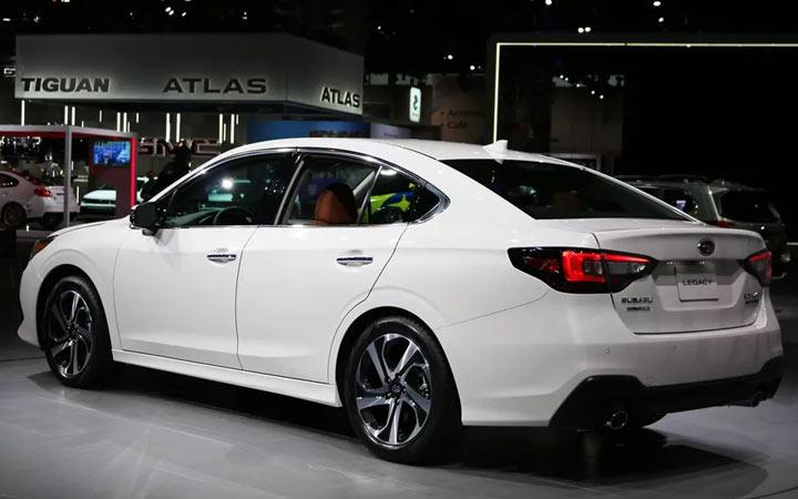 Subaru Legacy 2020-2021