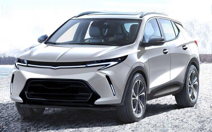 Chevrolet Menlo 2020-2021