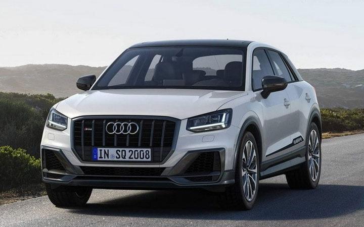Audi SQ2 2020-2021