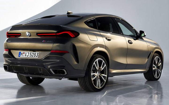 BMW X6 и другие кроссоверы 2020-2021 года