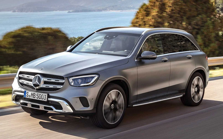 Mercedes GLC 2020-2021
