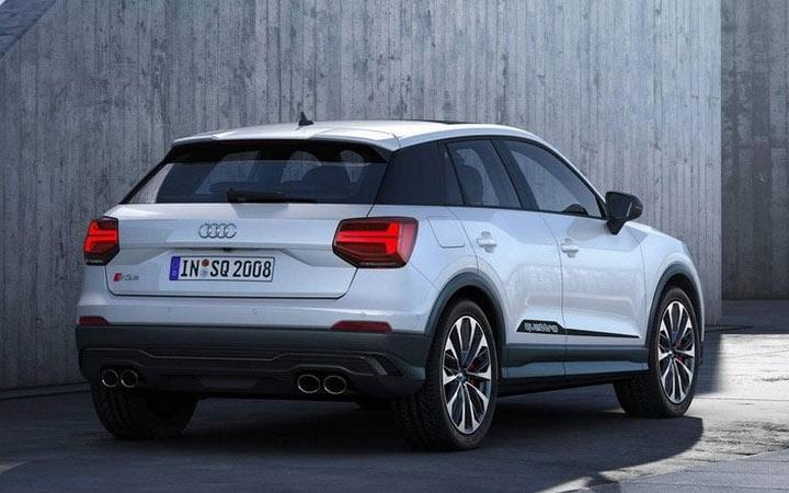 Audi SQ2 и другие кроссоверы 2020-2021 года