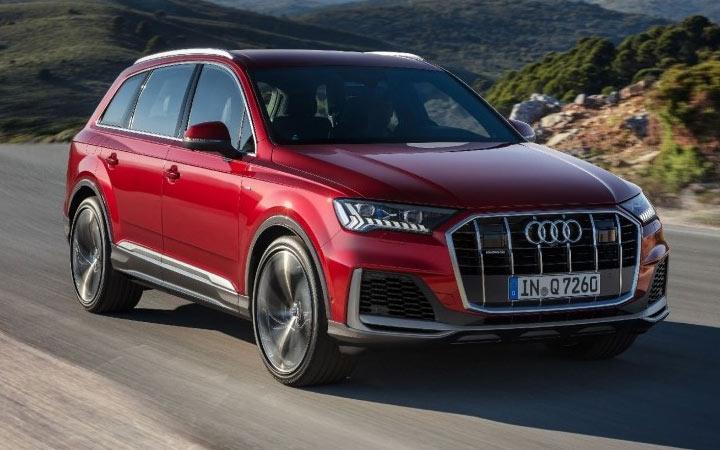 Audi Q7 2020-2021