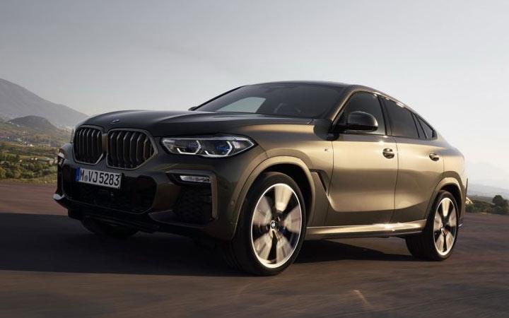 BMW X6 2020-2021
