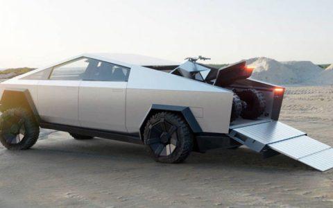 Tesla Picap 2020-2021