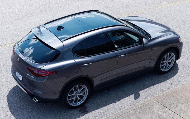 Экстерьер Alfa Romeo Castello 2020-2021 года