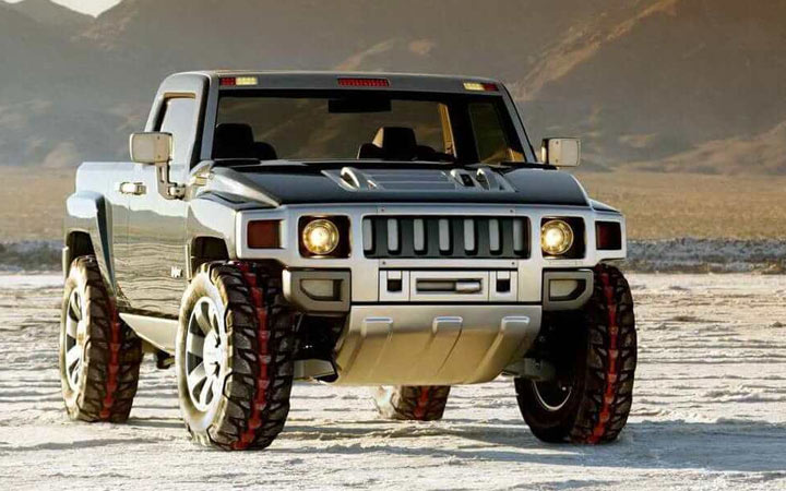 Hummer (электро) 2020-2021 года