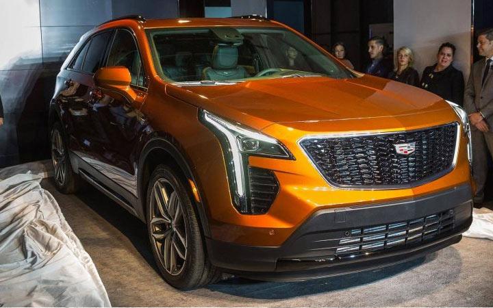 Cadillac ХТ4 (для Европы) 2020 года