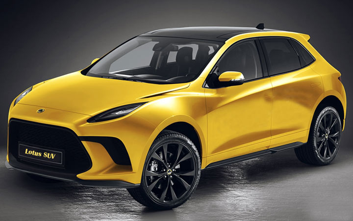 Lotus Crossover 2021 года