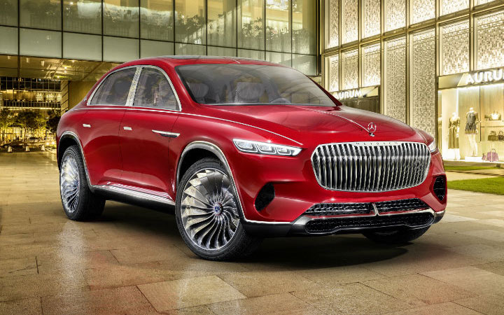 Mersedes-Maybach 2020-2021