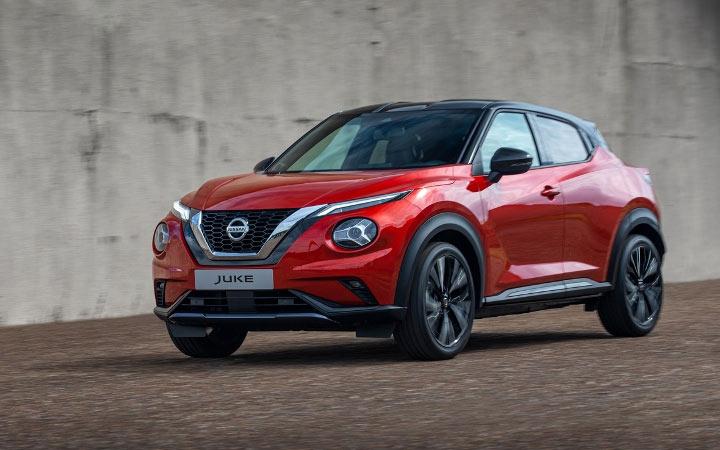 Новый Nissan Juke 2020-2021 года