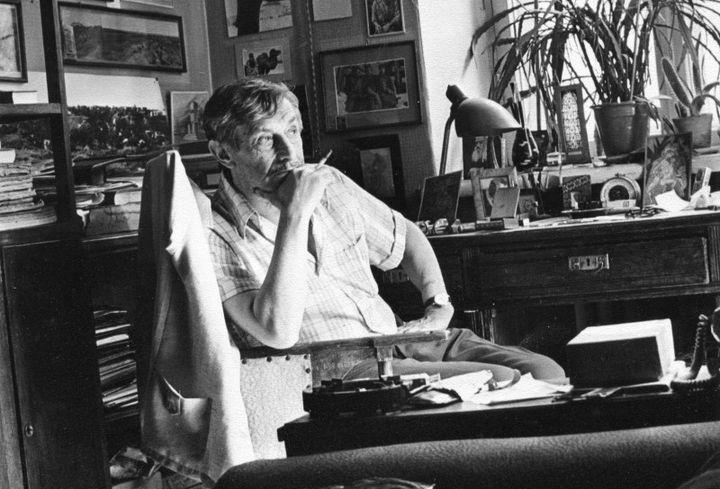 Писатель-диссидент Виктор Некрасов