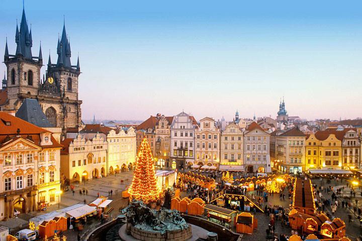 Новый 2021 год в Праге | цена, отдых, где отметить