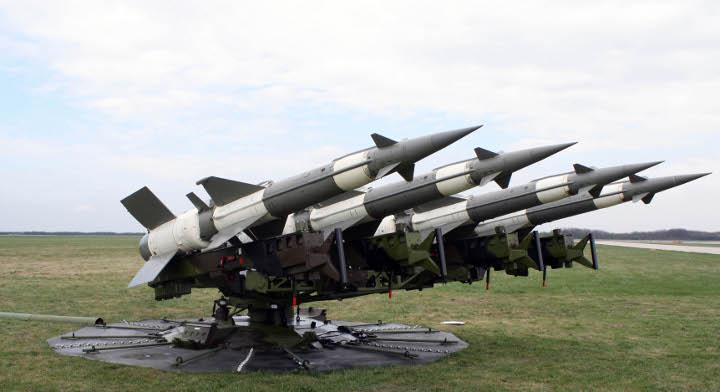 ПВО с ракетами