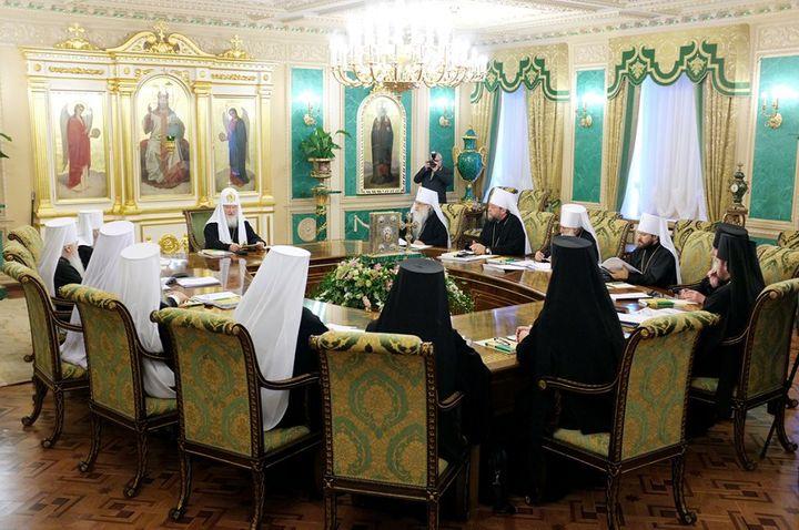 Священный Синод РФ