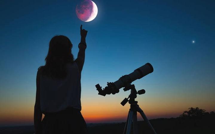 Когда и где в 2021 году будут лунные затмения