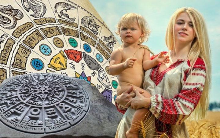 Характер детей, рожденных в 2021 году по славянскому гороскопу