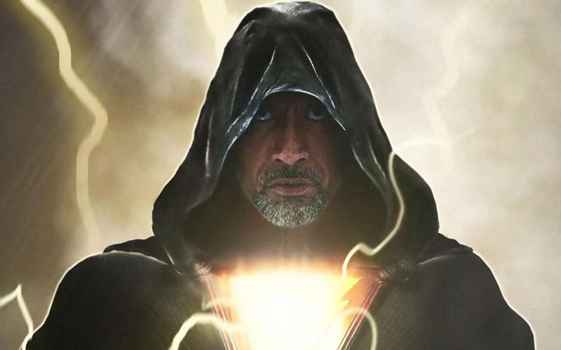 Черный Адам - сюжет, актеры, дата премьеры в 2021 году