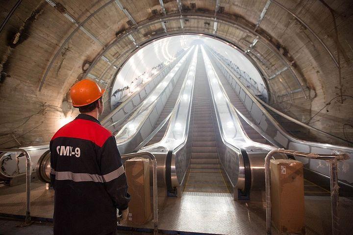 Строительство метро в Санкт-Петербурге