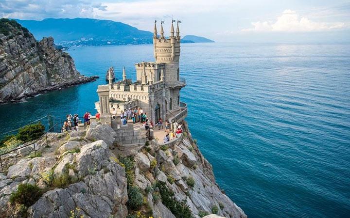Крым - куда поехать на майские в 2021 году