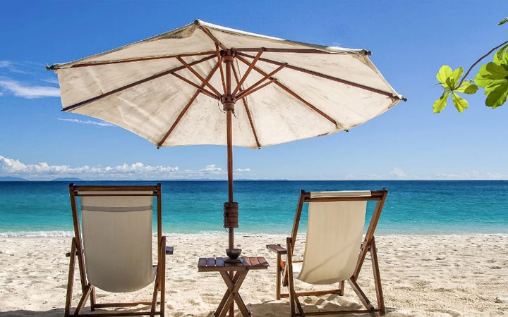 Пляжный отдых - куда поехать на майские в 2021 году