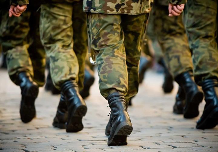 Призывной возраст при военном положении