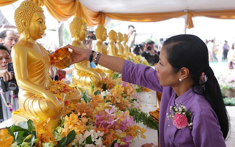 Когда пройдет Тайский Новый Год в 2021 (даты, традиции)