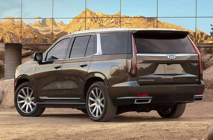 Каким будет новый Cadillac Escalade 2021 года
