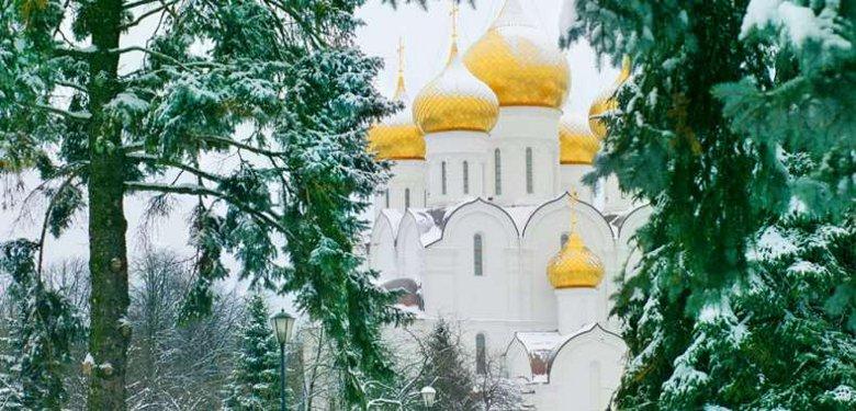 собор в ярославле