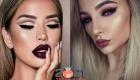 Идеи макияжа на Новый Год 2021