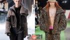 Стильные меховые куртки - мужская мода осень-зима 2020-2021