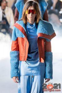 Комбинированные мужские куртки 2020-2021 года