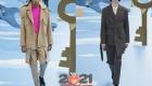 Асимметричные мужские полупальто - мода осень-зима 2020-2021