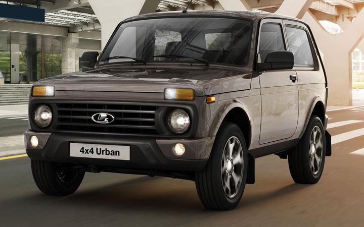 Lada 4×4 2020-2021