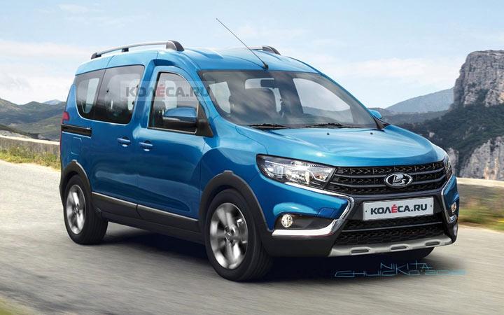 Будет ли Lada Van в 2021 году
