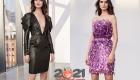Короткие платья на Новый Год 2021
