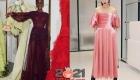 Пышное вечернее платье на Новый Год 2021