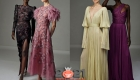 Модное вечернее платье на Новый Год 2021