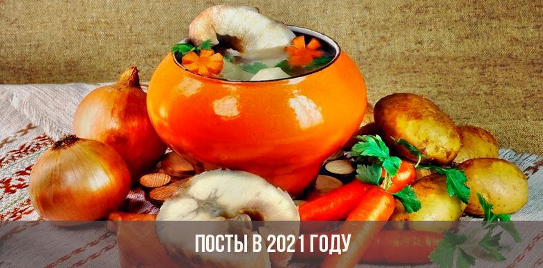 Посты в 2021 году