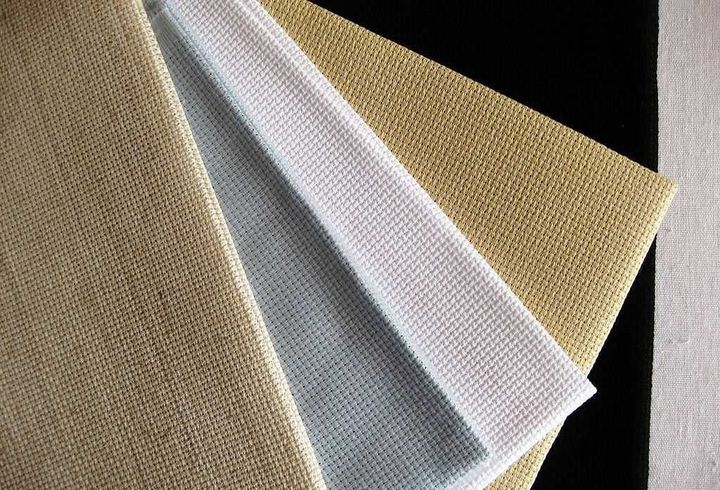 Ткань для вышивки