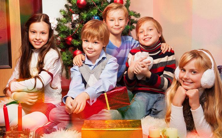 Детская новогодняя викторина с ответами на 2021 год