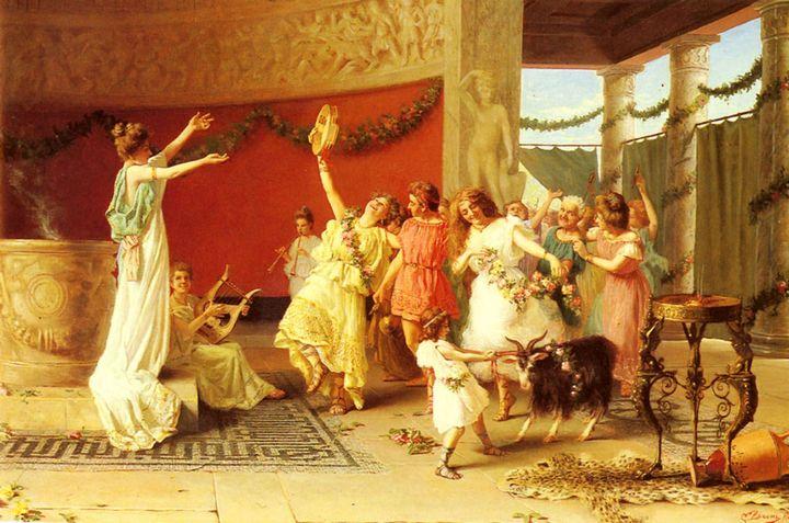 Римские Сатурналии